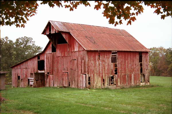 Great American Barns