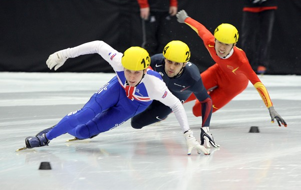 a detailed description of a speed skating race Download athletics: winter sports and enjoy it on your you will evolve through detailed and realistic environment with animations -speed skating: short track.